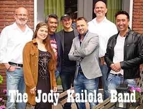 The Jody Kailola Band